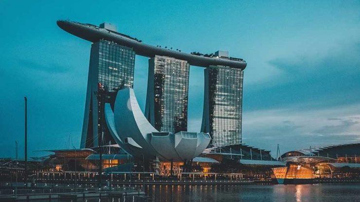 SFC修行 シンガポール