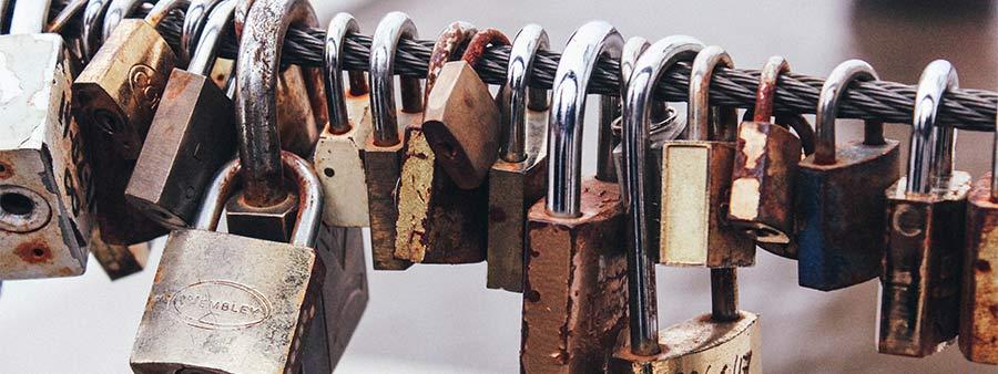 開けることができない鍵