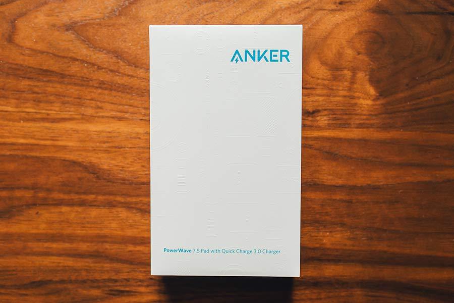 Anker PowerWave 7.5 Padのレビュー