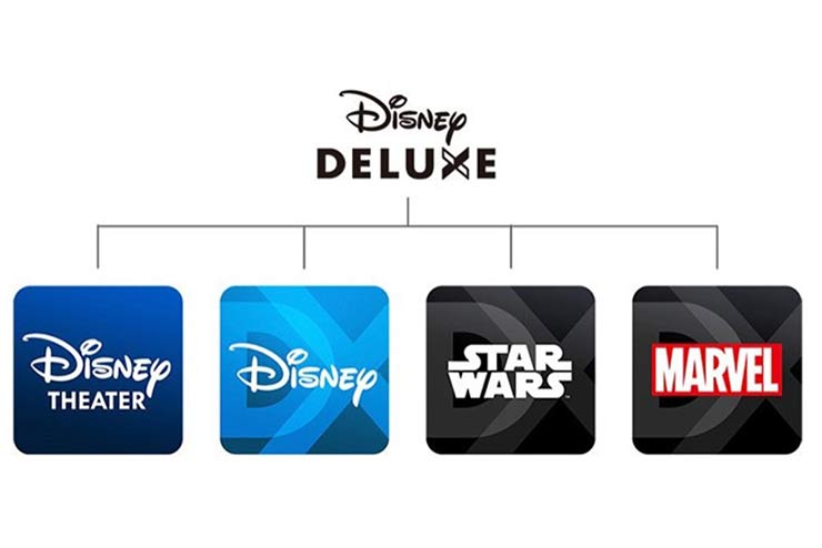 ディズニーデラックスとシアターの違いについて徹底解説